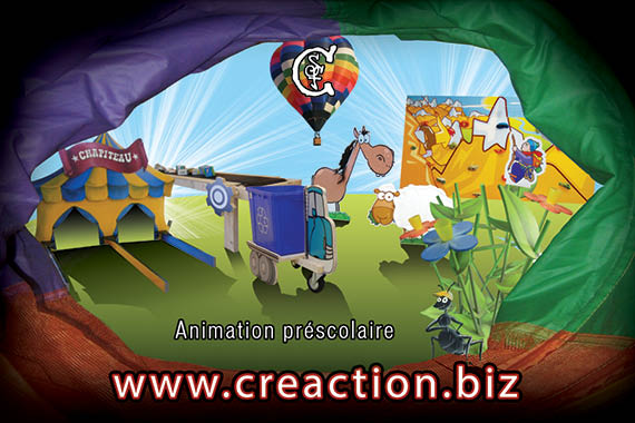 animations garderie cpe
